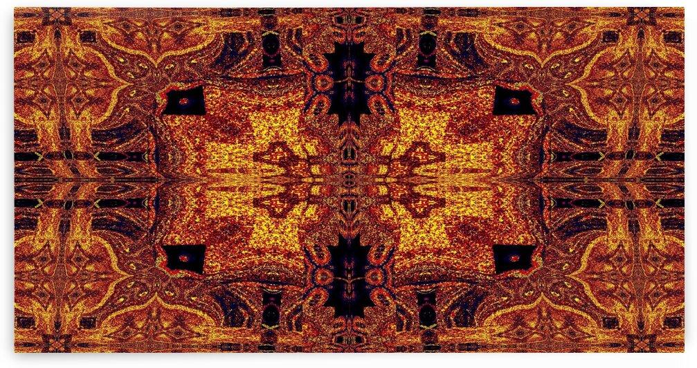 Dark Gold 10 by Sherrie Larch