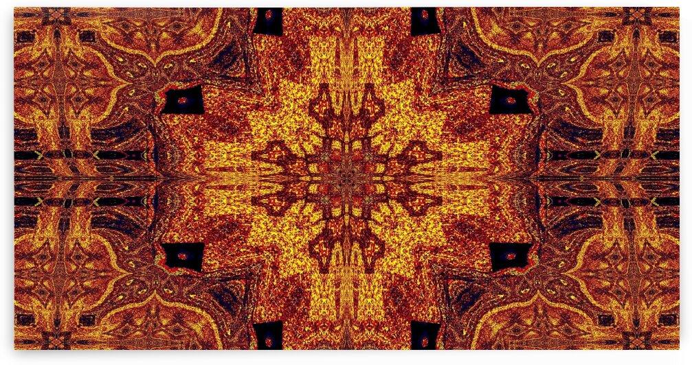 Dark Gold 11 by Sherrie Larch