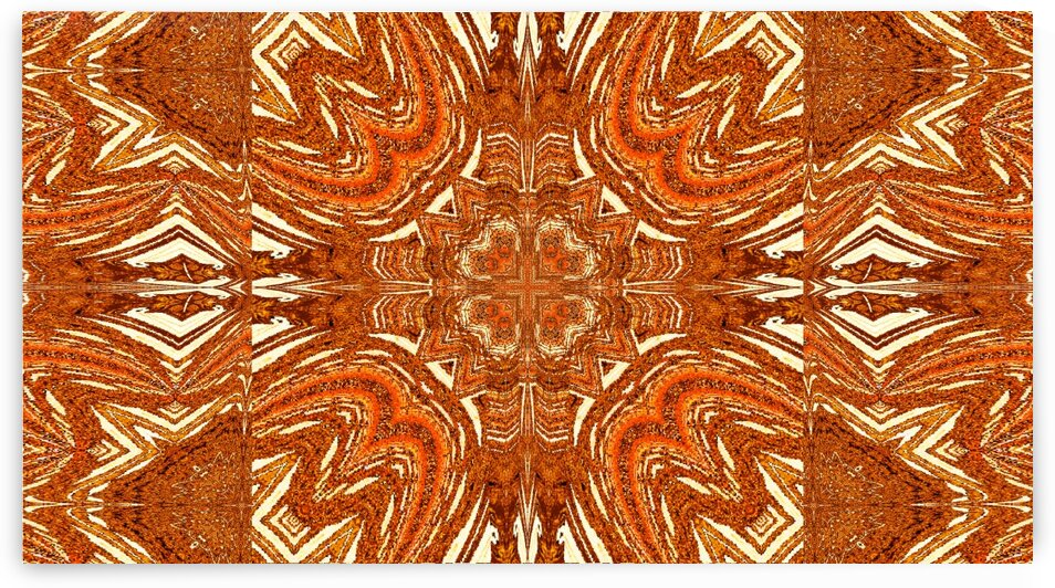 Tribal Tapestry Of India 1 by Sherrie Larch