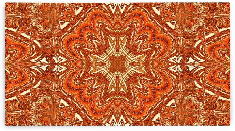 Tribal Tapestry Of India 2 by Sherrie Larch
