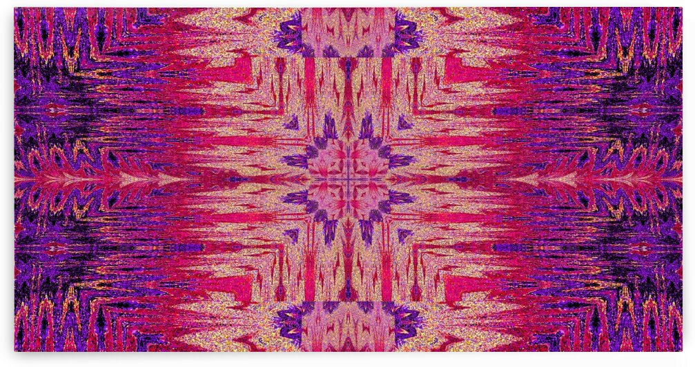 Tribal Blanket Of The Wise Women 2 by Sherrie Larch