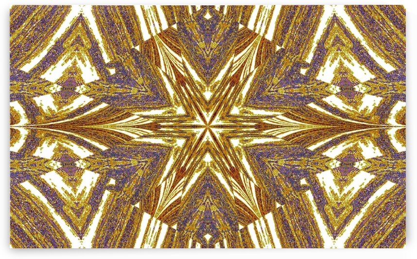 Golden Star Of Night by Sherrie Larch