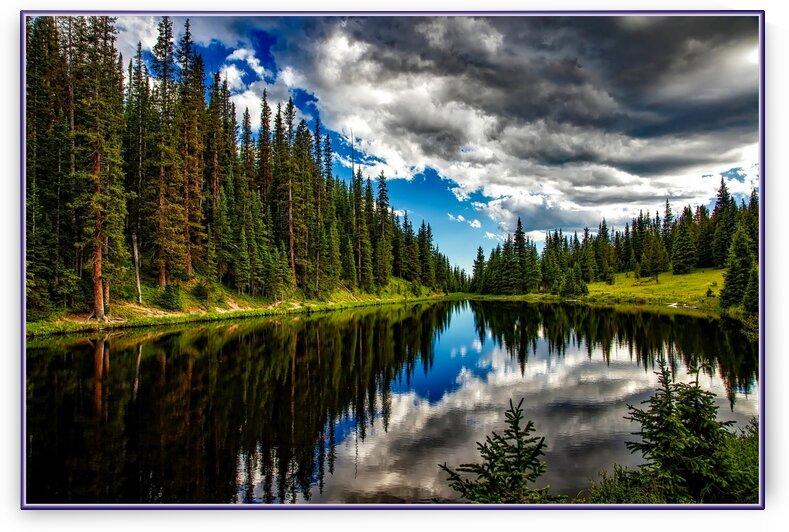 Lake irene by Nature Art
