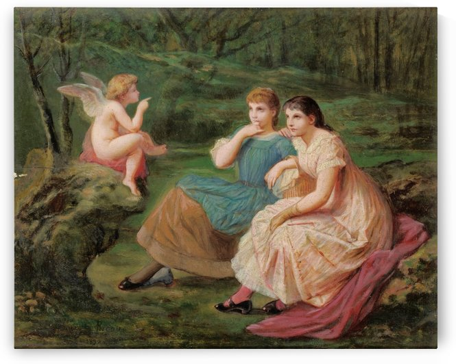 The Discourse of Love by Henri-Pierre Picou