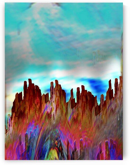 Stagla mountains by Helmut Licht