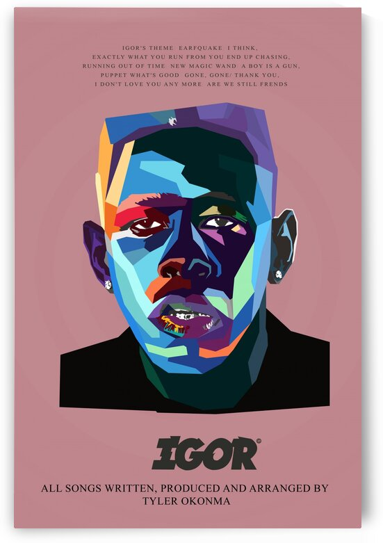 IGOR  by Long Art