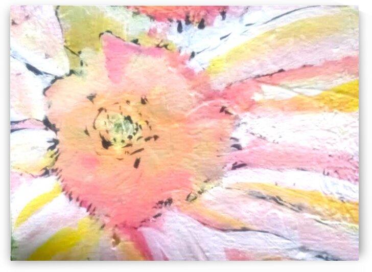 Pink Flower by dawnrettew