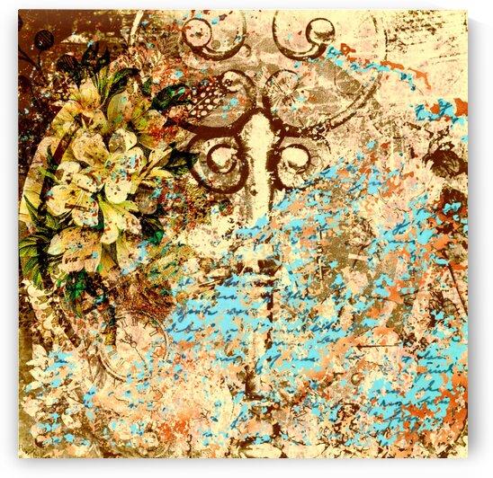 Rustic Key by Dali Graham
