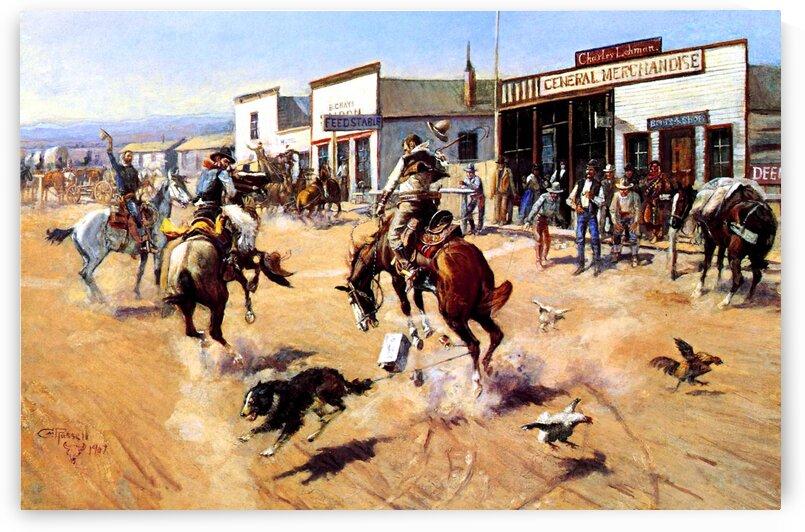 Western Cowboys 1_OSG by One Simple Gallery