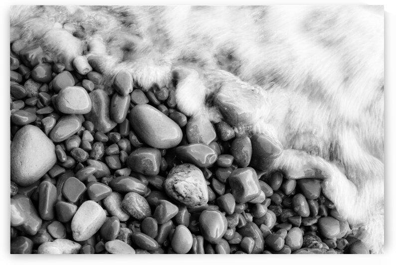 Pebblesinblackandwhite 1 by Mark Daniels