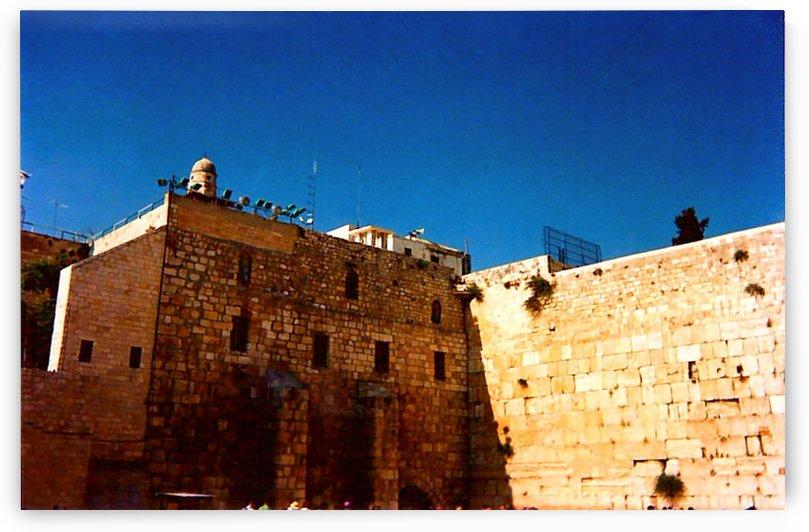 israel wall by Debbie-s Photo Korner