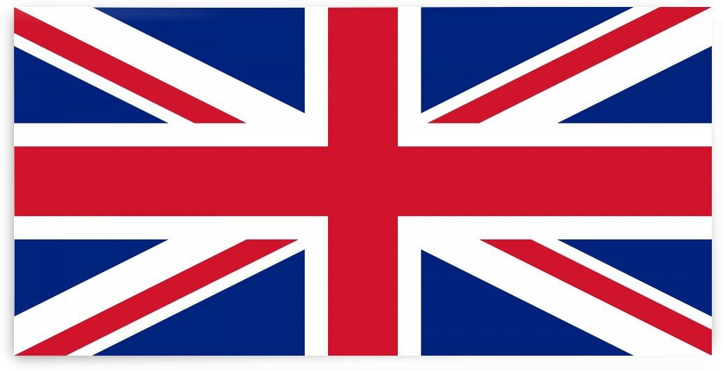 United Kingdom Flag by Fun With Flags