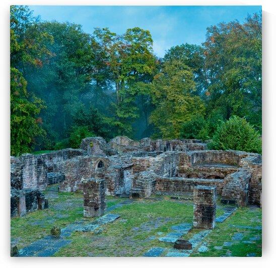 Monastery Ruin St. Michael by Florian Emmert