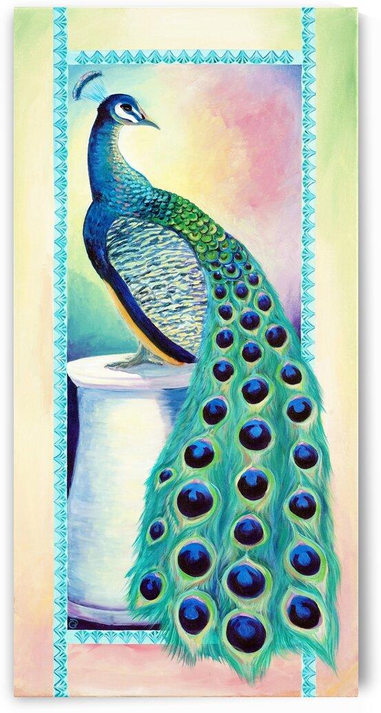 Bright Peacock by Geneva Price