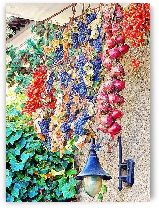 Hanging Up The Harvest by Dorothy Berry-Lound