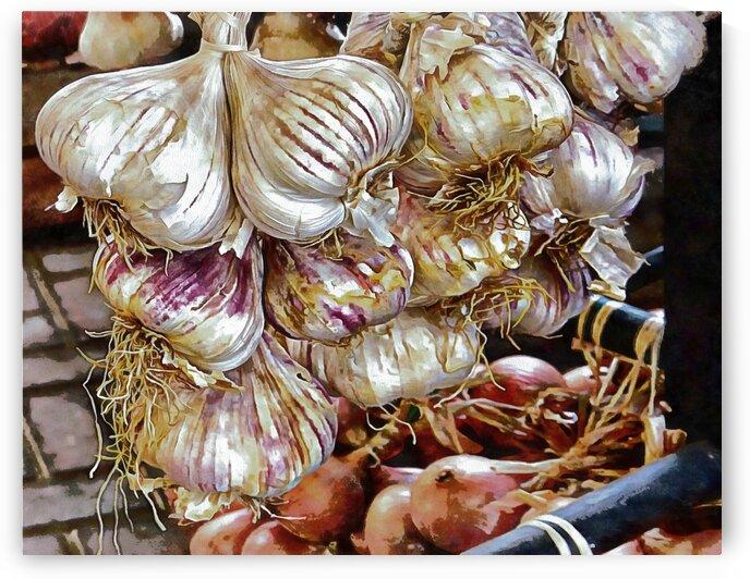 Glamorous Garlic by Dorothy Berry-Lound