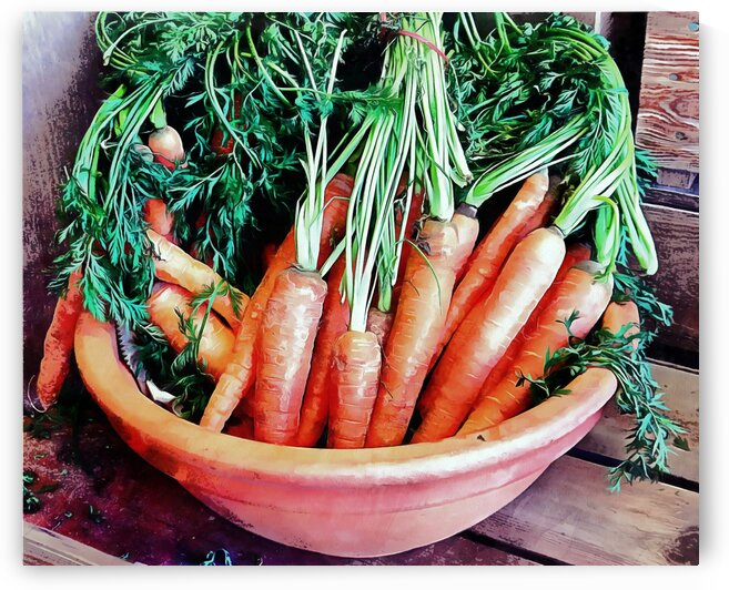 Carrot Medley by Dorothy Berry-Lound