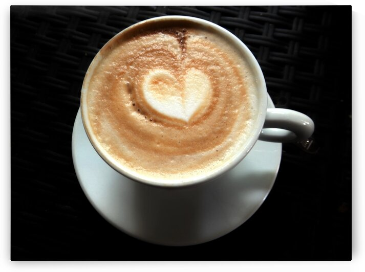 Uno Cappuccino by Dorothy Berry-Lound