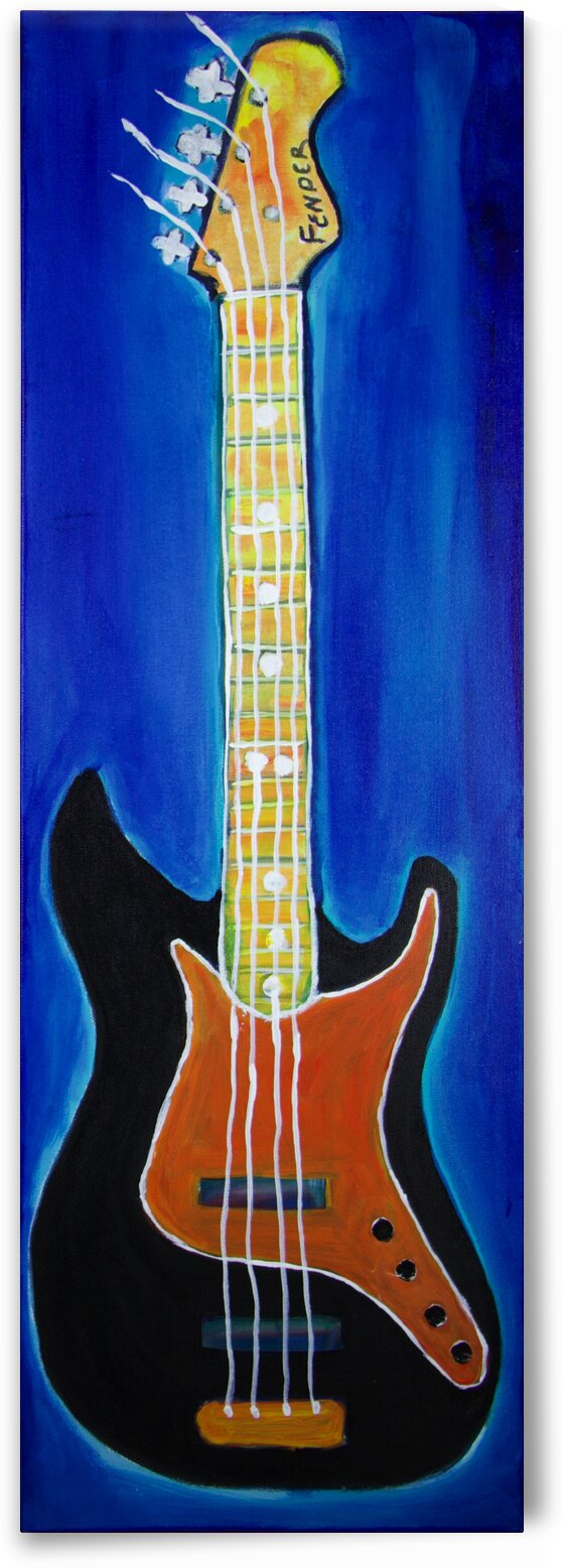 Big Bass by Reiter Art Works