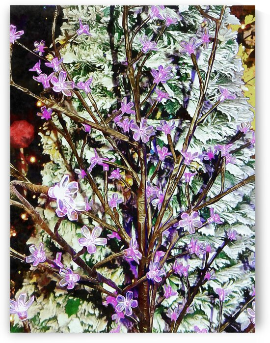 Christmas Lights 3 by Dorothy Berry-Lound