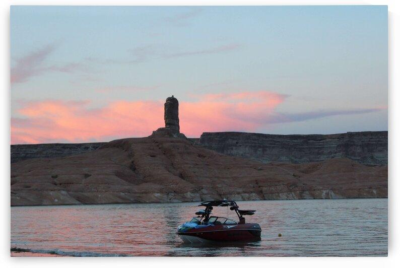 Lake Powell by Jenni OBrien