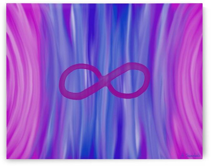 Infinity by Anita Szombati by Anita Szombati
