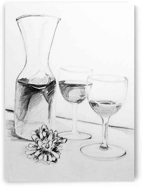nature morte 01 by Simple Art