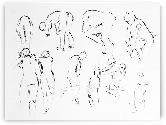 Womens movements by Simple Art