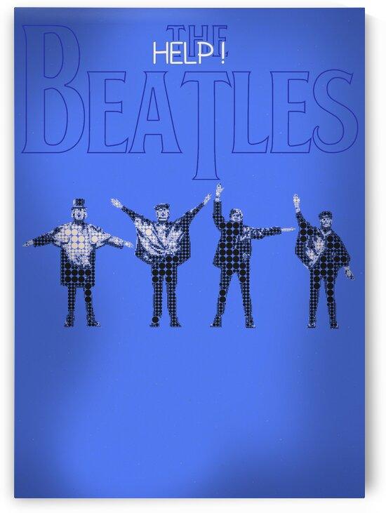 Help - The Beatles by Gunawan Rb