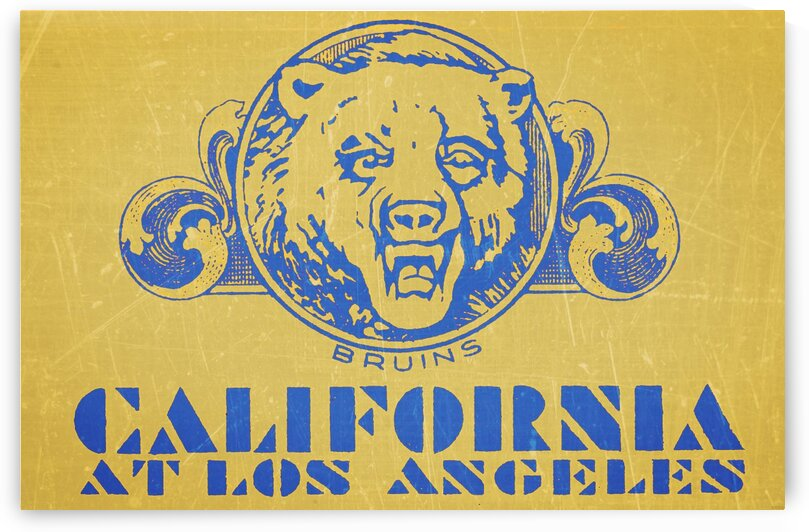 1938 California at Los Angeles by Row One Brand