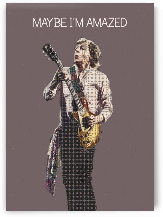 Maybe Im Amazed - Paul McCartney by Gunawan Rb