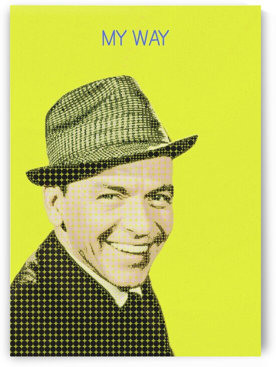 My Way - Frank Sinatra by Gunawan Rb