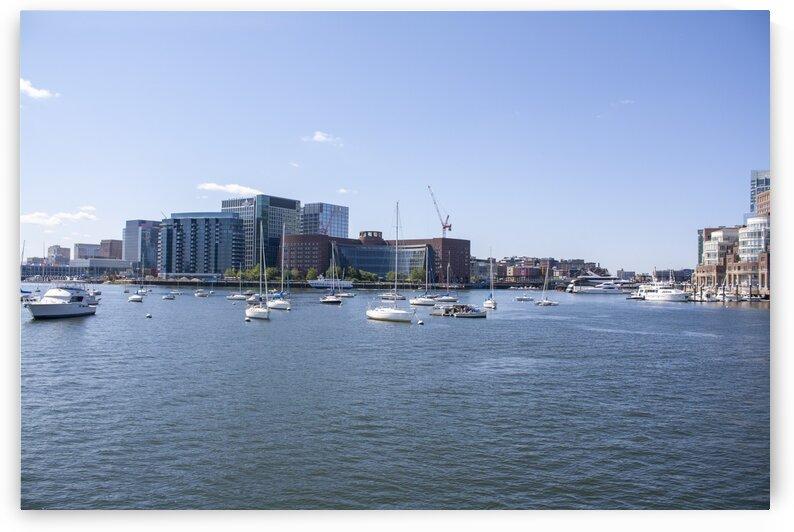 Boston Harbor by Mark Fierschnaller
