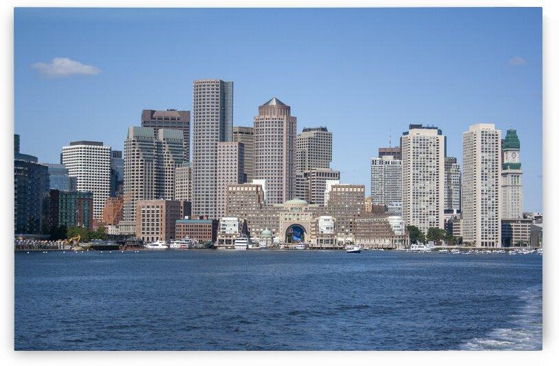 Boston Harborfront by Mark Fierschnaller