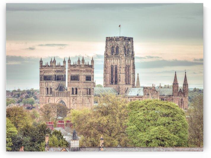 Durham Cathedral by Assaf Frank