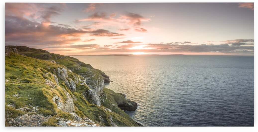 Sunset, Great Orme, North Wales by Assaf Frank