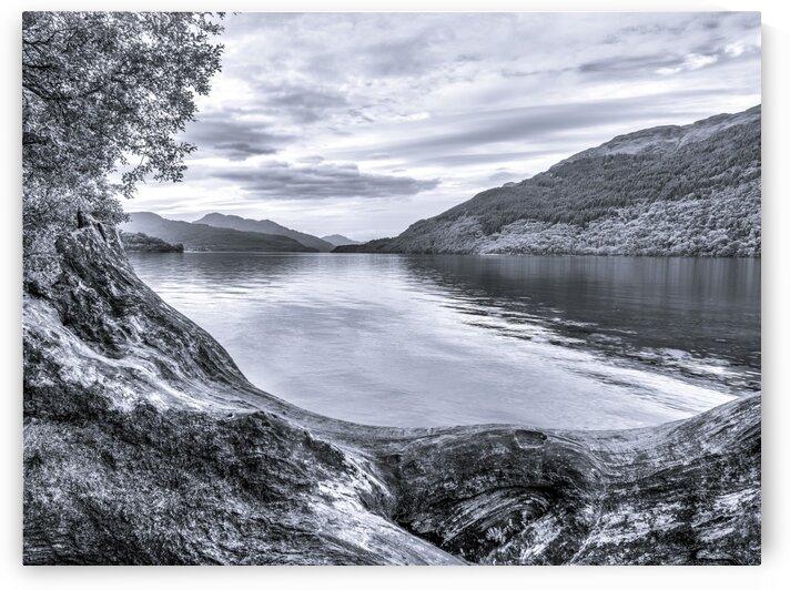 Scottish Loch by Assaf Frank