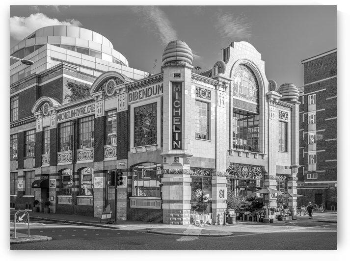 Michelin House, London by Assaf Frank