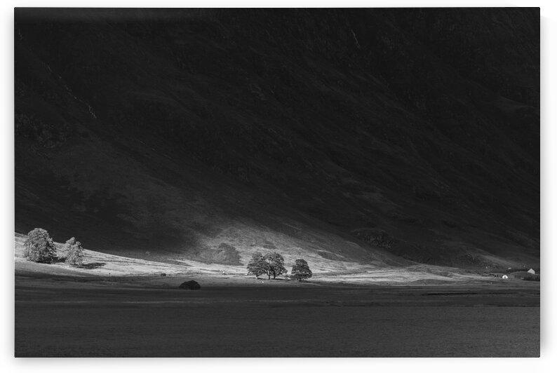Glen Coe valley, Scotland by Assaf Frank