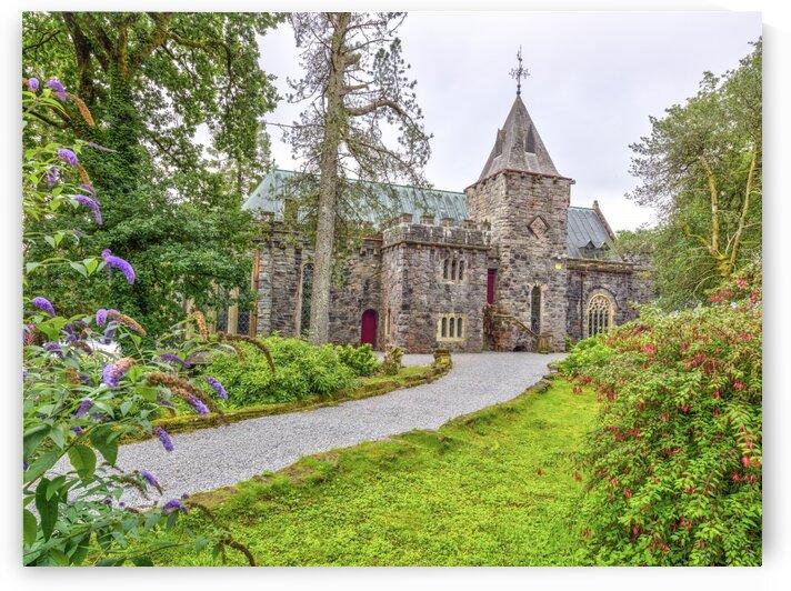 Scottish Church, Scotland by Assaf Frank