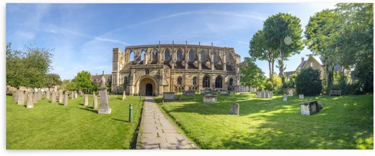 Historic Malmesbury Abbey, Wiltshire by Assaf Frank