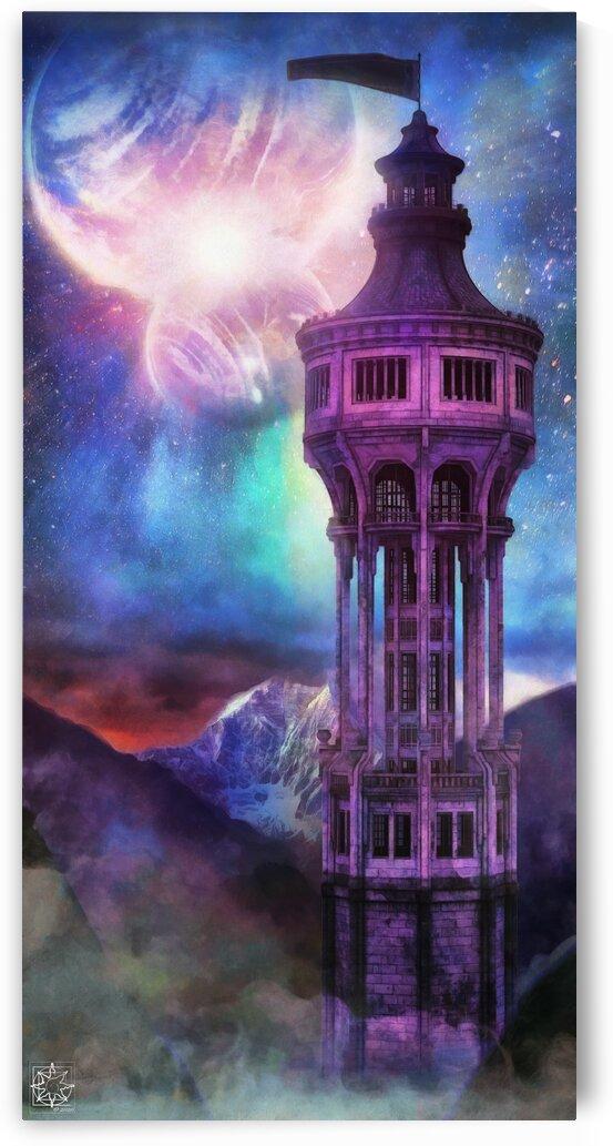 Interregnum Tower by ChrisHarrisArt
