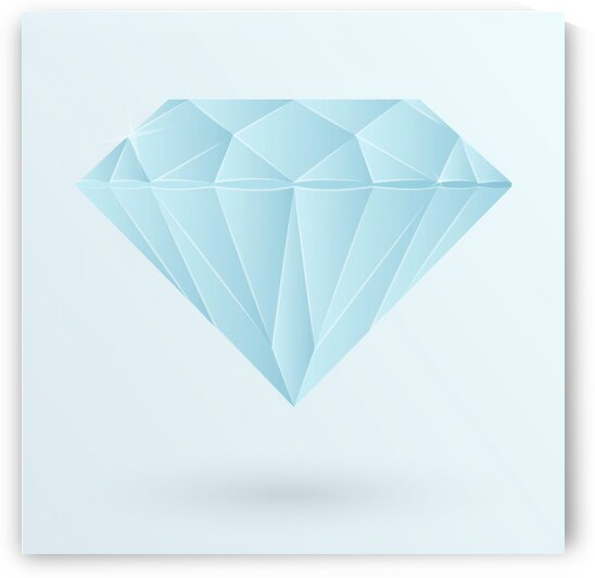 Diamond by Aquamarine