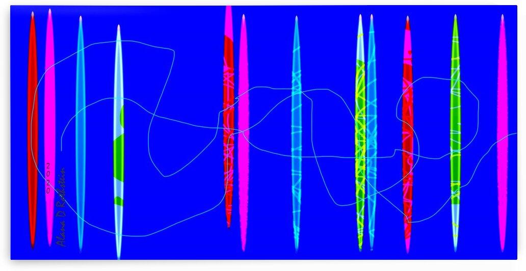 HorizonBlue by Alana Rothstein