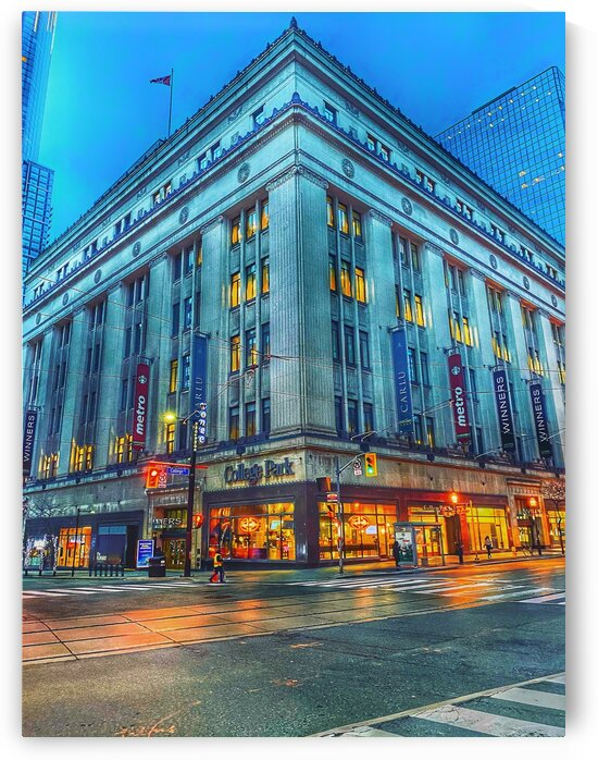 Yonge and College  by TorontoStreetBeats