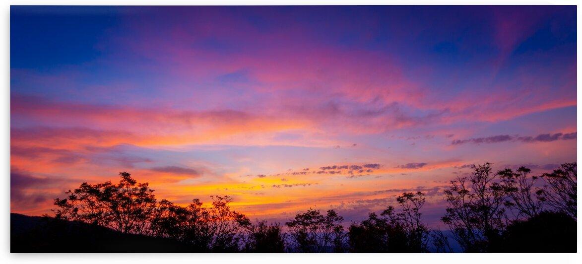 Over the Blue Ridge by Mark Daniels