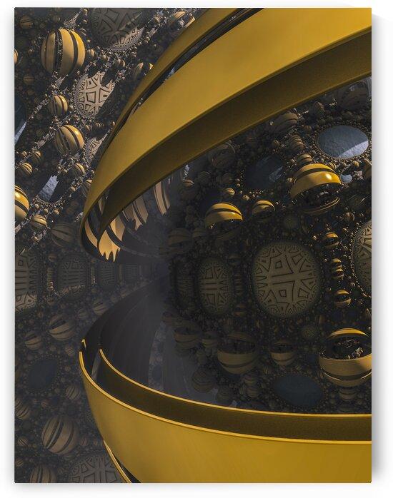 Yellow paz by Jean-Francois Dupuis
