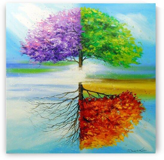 Tree of life by Olha Darchuk