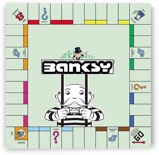 banksyjail2 by Betojimenez