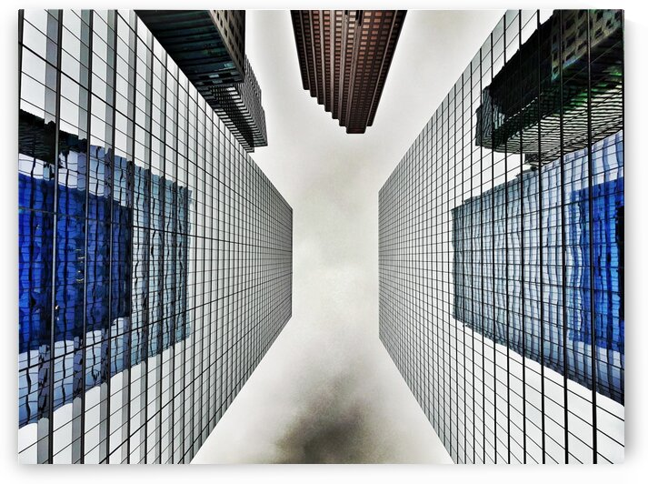 Toronto by Jacques Frenette